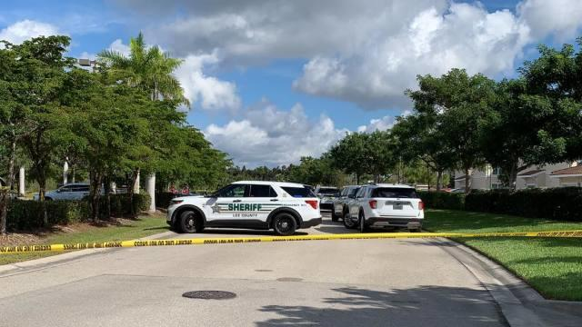 Cover for Officer involved shooting in Estero