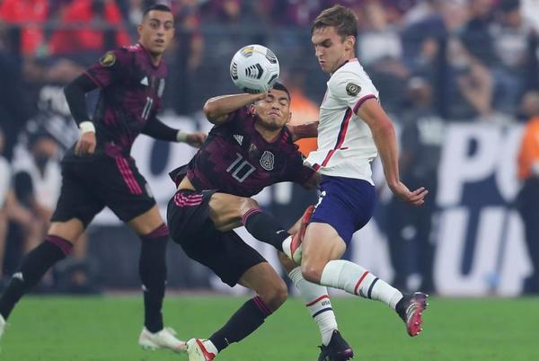Picture for USMNT vs. Mexico score: Miles Robinson nets dramatic extra time Gold Cup winner as USA beat El Tri again