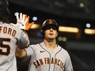 Picture for Giants ride the eternal power of the stolen first base to glorious victory
