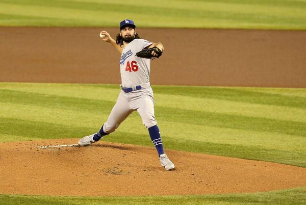 Picture for Dodgers: Weekend Starting Rotation Officially Set Versus the Diamondbacks