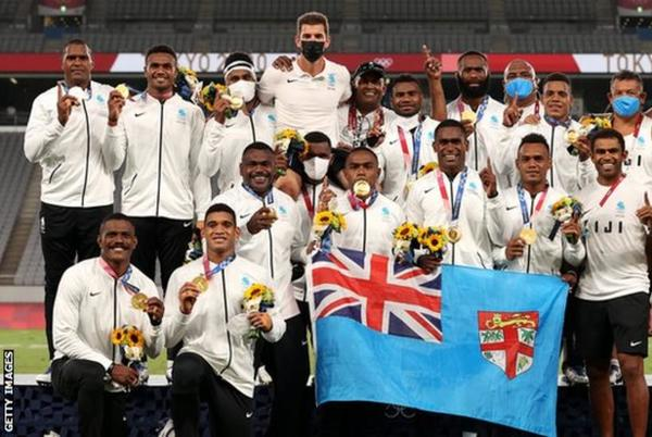 Picture for Gareth Baber: Olympic gold medal winning coach leads Fiji on Europe tour
