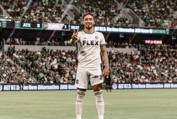 Picture for LA Times   Cristian Arango Is The Key To LAFC's Playoff Push