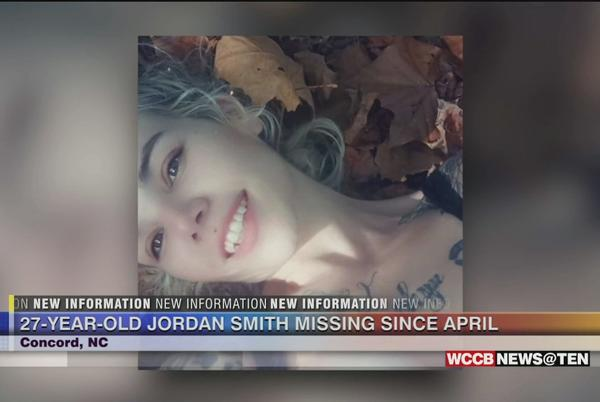 Picture for Concord & Kannapolis Police Investigate Missing 27-Year-Old Jordan Smith