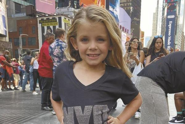 Picture for Local youth shines during modeling trip to New York