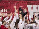 Picture for Ehman's B1G Volleyball Thursday: Wisconsin's Dana Rettke