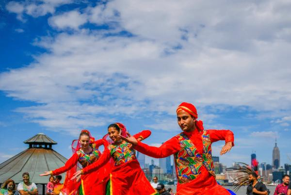 Picture for Annual Hoboken + Jersey City Holi Hai Festival Happening on 9/25