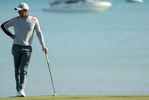 Picture for Rory McIlroy's Ryder Cup, and an exhausting 2021, is finally coming to an end