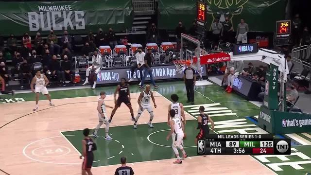 Picture for Milwaukee Bucks | 3-pointer by Gabe Vincent