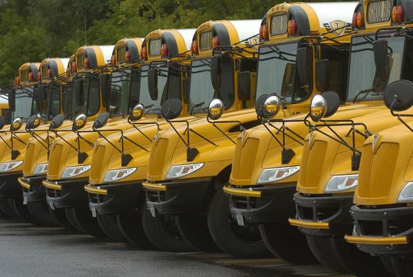 Picture for CNY superintendent: Parents, please stop yelling obscenities at our bus drivers over Covid rules