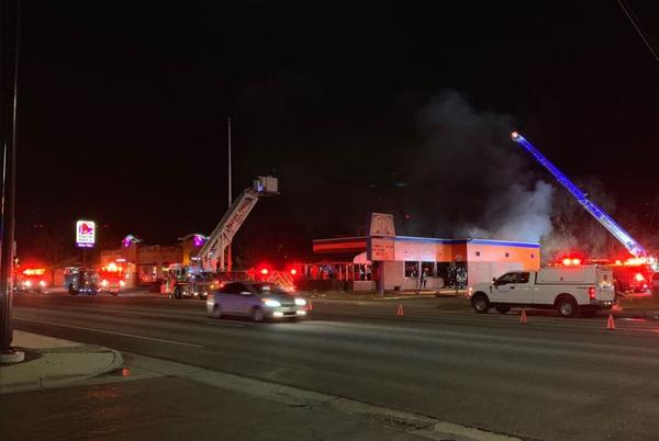 Picture for You Asked: What's happening at the site of the burned down Los Mariachis?
