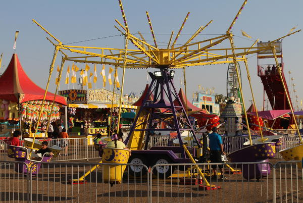 Picture for Join Chrissy Tomorrow for Opening Day at the South Plains Fair