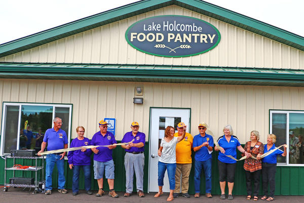 Picture for Food pantry's expansion project comes to fruition