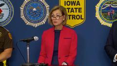 Cover for Governor: Iowa Taxpayers Likely To Pay $200,000 Cost Of Sending Troopers To Texas
