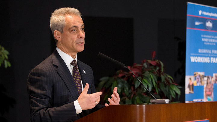 Cover for Former Chicago Mayor Rahm Emanuel May Not Easily Be Confirmed Despite Support from Great Uncle of Laquan McDonald