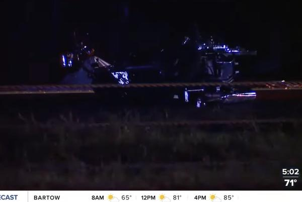 Picture for Tractor-Trailer Ran Over and Killed a Motorcyclist Who Was Just Hit into by a Florida Trooper
