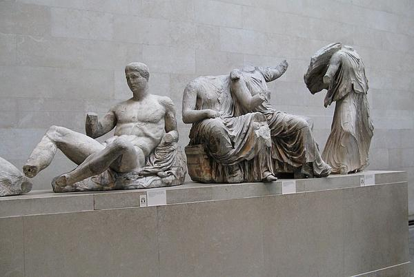 Picture for William St. Clair, Leading Campaigner for Return of Parthenon Marbles, 83