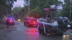 Cover for Search Continues For Missing Paddle Boarder At Mahwah Pond