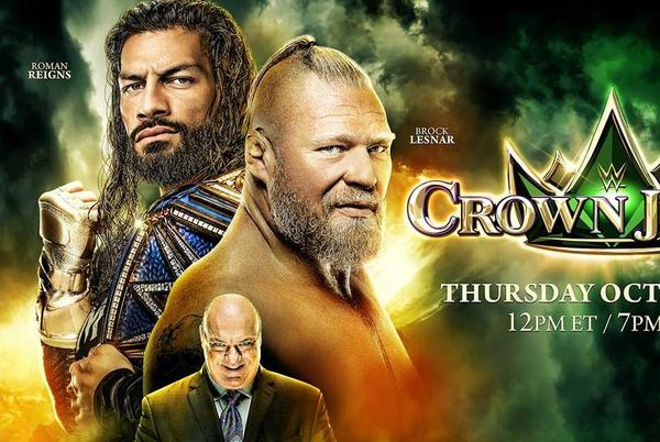 Picture for Roman Reigns, Brock Lesnar and more took private jets for Crown Jewel event