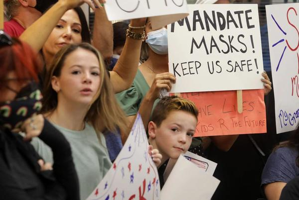 Picture for Plano ISD parents bombard social media with comments about decision to end COVID-19 mask mandate
