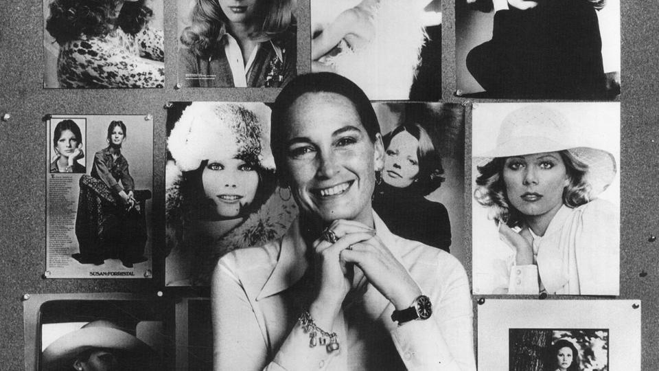 Picture for Barbara Stone of Swathmore, Modeling Agent, Dies at 87
