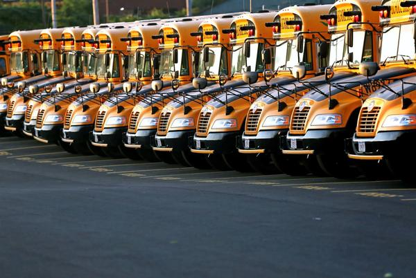 Picture for Sad News for Schools: Thieves Stole Catalytic Converters From School Buses