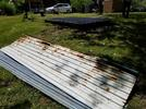 Picture for Dennison-area couple believe tornado touched down in their yard Monday