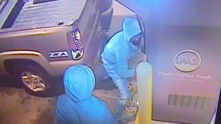 Cover for Brazen thieves attempt to steal from Scottsbluff ATM