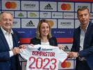 Picture for Major Link Soccer: Sonia Bompastor takes the reins at Olympique Lyonnais
