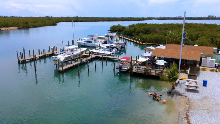 Cover for Little Jim bait and tackle: A Fort Pierce gem full of history, bait and delicious food