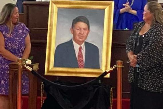 Picture for Former colleagues honor Sen. Marc Basnight at the General Assembly