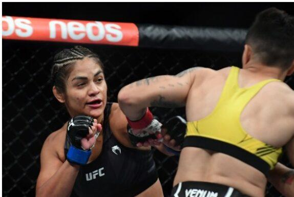 Picture for Cynthia Calvillo Releases First Statement Since UFC 266 TKO Loss