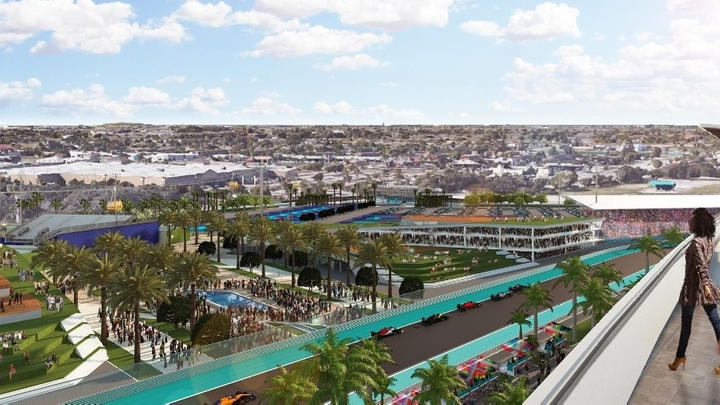 Cover for The outrageous prices of Formula 1 tickets in Miami