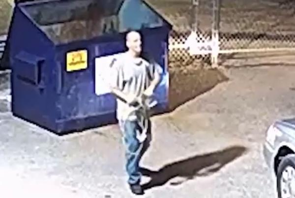 Picture for OKCPD seeks help of public in identifying thief