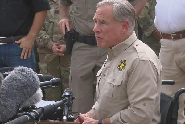 Picture for Governor Abbott Says 'Biden Administration Is Man-Made Disaster Of Inhumanity' Regarding Del Rio Border Crisis
