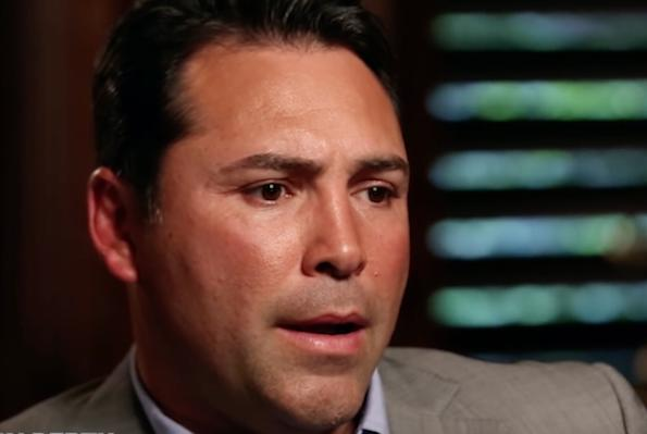 """Picture for Triller aims to rebook Oscar De La Hoya vs Vitor Belfort in a event called """"The Revenge"""""""