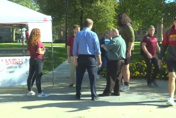 Picture for 24 HOURS: Morningside University students take a stand against human trafficking