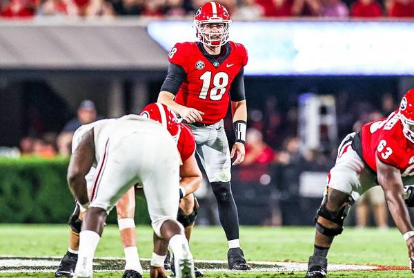 Picture for Georgia football: Stetson Bennett should start at QB over JT Daniels, says ex-UGA star David Pollack