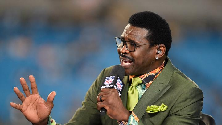 Cover for Michael Irvin on what will be exposed at the Cowboys/Vikings game