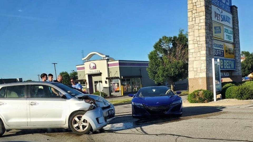 Picture for No serious injuries reported in evening crash in Terre Haute