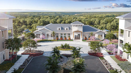 Cover for Coffee Bar, Pet Spa And Yoga Studio Included In Florida's Tampa Bay New Amenity-Rich Apartment Community