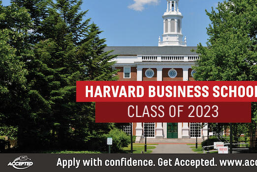 Picture for HBS Class Profile [Class of 2023]