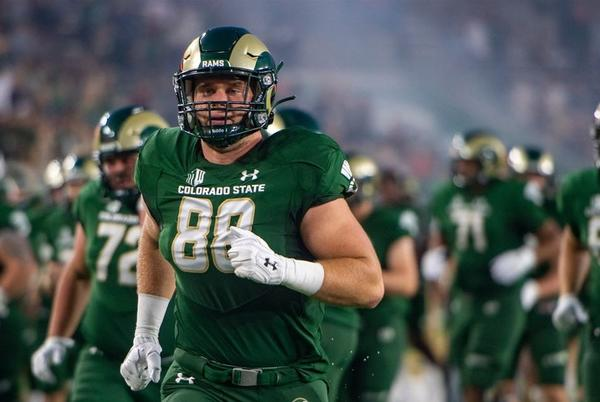 Picture for First Look: Colorado State Rams