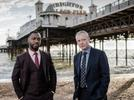 Picture for Grace, ITV, review: John Simm impresses as vulnerable cop in gruesome, nail-biting drama
