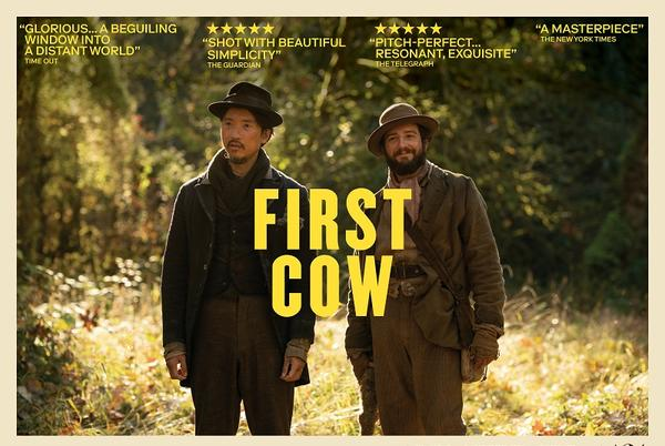 """Picture for Review: The First Cow – """"The Slowly Burning Meditative Quest for the Human State"""""""