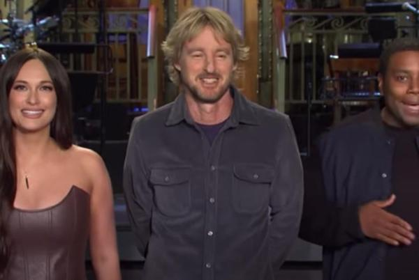 Picture for Loki Star Owen Wilson Wants to Slap Bellies in New Promo for Saturday Night Live Premiere