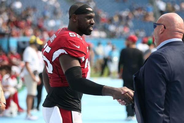 Picture for Cardinals GM on Chandler Jones: 'We're not in the business of moving on' from good players