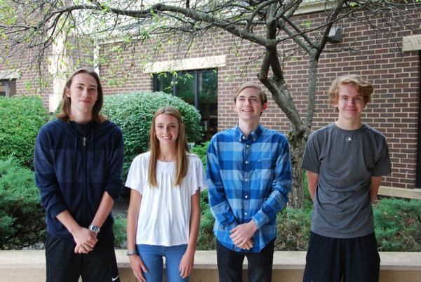 Picture for Four CHCA Seniors Named 2022 National Merit Semifinalists