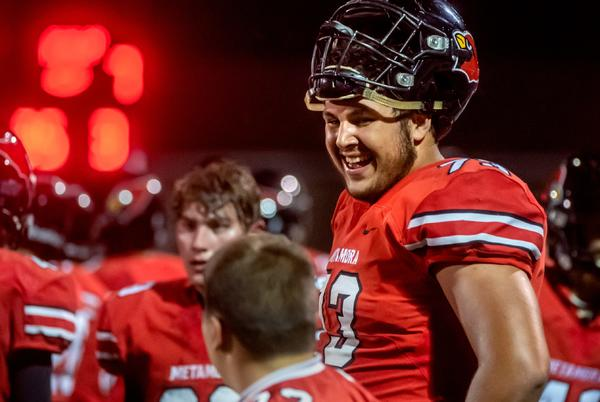 Picture for 'The Big Guy' helps clear the way for Metamora's big win over Dunlap