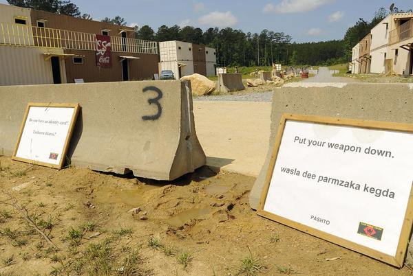 Picture for Alabama veterans board wants study of health problems caused by chemicals at Fort McClellan