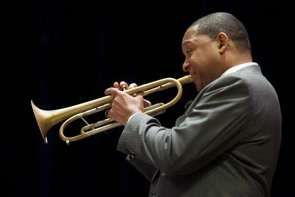 Picture for Blakeview: Happy 60th Birthday to Wynton Marsalis